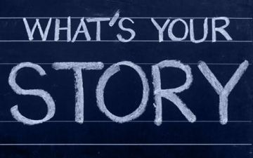 What's Your Story Photo